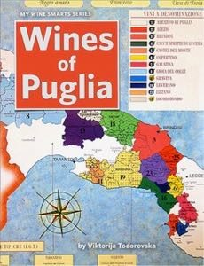 Image of Wines of Puglia Book